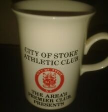 City of Stoke Athletic Club Northwood Five Mug