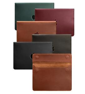 Case for MacBook, Laptop sleeve. MACBOOK PRO / AIR 13 15 16 Genuine leather
