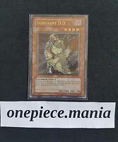 Yu-Gi-Oh! Survivant D.D TLM-FR023 ULTIMATE 1ST