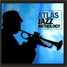 Atlas Jazz Anthology (2013, CD NIEUW) CD-R