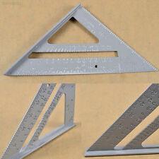 "D49B 933B Professional 7/"" Square Protractor Miter Ruler Carpenter Measuring Tool"