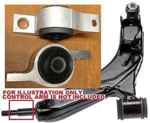 2pc Bushings fit 2006 - 2011 Lexus GS300 GS350 GS430 Front Lower Control Arms