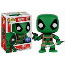 Funko POP! Marvel - Deadpool #142 Solo (Green)