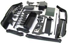 MBX8-WE PLASTIC SET (stone mud guards tension rod radio box tray MUGEN E2025