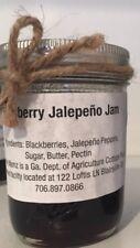 Mixed berry Jalapeño Jelly homemade Kitchen jam fruit spread preserves breakfast