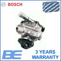 Audi POWER STEERING PUMP Genuine Heavy Duty Bosch KS01000671 8K0145156S