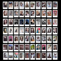 Kpop BLACKPINK Polaroid Photo Card Lisa Rose Self Made Lomo Photocard Cards