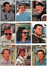 1994 Finish Line 100-card Down Home Nascar Racing Set  Harry Gant  Mark Martin