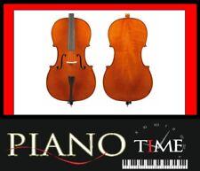 Gliga III Cello Outfit | Nitro Antique Finish | 4/4 Full Size | Brand New
