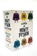 """Monty Python. Pack 6 DVD """"Lo mejor de los Monty Python"""". Nuevo. Sin desprecintar"""