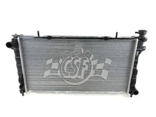 Radiator-1 Row Plastic Tank Aluminum Core CSF 3109