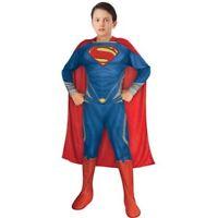 Man of Steel: Superman Kids Costume Medium 8-10 - NWT