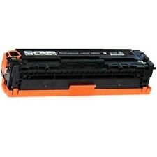 HP CE320A BLACK Color Laserjet CM1415 CM1415MFP CP1525NW Laser TONER CARTRIDGE