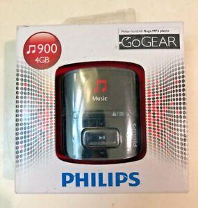 Philips Go Gear Raga Mp3 Player 900 4GB GoGear NEW SEALED! - RARE!