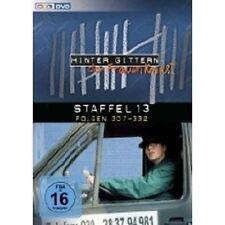 """HINTER GITTERN """"STAFFEL 13"""" 6 DVD TV SERIE NEU"""