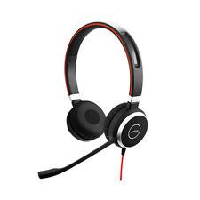 NEW Jabra Evolve 40 Microsoft Lync Stereo Manufacturer Part Number: 6399-823-109