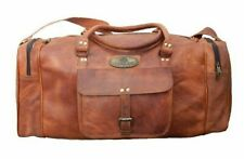 New Leather Travel Bag 20