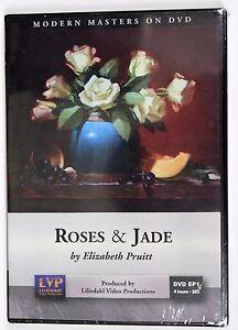 Elizabeth Pruitt: Roses & Jade - Art Instruction DVD