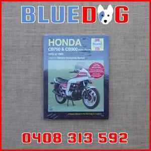 Honda CB750 CB900 DOHC Fours 1978-84  Haynes Workshop Manual 970535