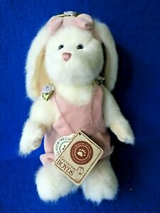 Boyds Bears Collection T.J's Best Dressed Series Michele S. Hopplebuns 916629
