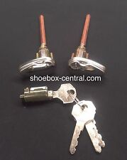 New 1949 1950 1951 Ford & Mercury Passenger Car Door & Ignition Lock Set W/Keys
