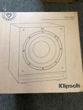 "Klipsch SPL-120 12"" 300 Watt Subwoofer (Ebony) Brand New with Free Shipping!"