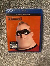 The Incredibles Blu-ray/Digital Hd Brand New Sealed