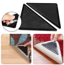 8 Stk Teppich rutschfes Antirutsch Ecken Teppich Stopper Gleitschutz Waschbar