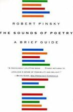 The Sounds of Poetry: A Brief Guide, Pinsky, Robert, Acceptable Book