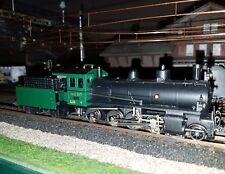 Ferro SUISSE Dampflok 107 BEMO schweiz Neu OVP H0m