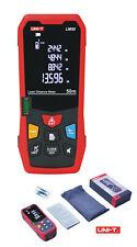 Entfernungsmesser 50m Laser Distanzmesser 9 Funktion Wasserwage Präzise Einfach!