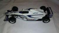 2000 Hot Wheels Williams F1 Formula 1 Compaq Car #9 Ralph Schumacher 1/24