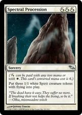 Procession spectrale - Spectral procession - Magic mtg -
