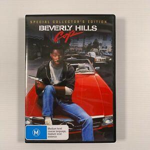 Beverly Hills Cop Collector's Edition (DVD 2013) 1984 film Eddie Murphy Region 4