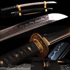 Japanese Samurai SwordKatana 1095 High Carbon steel w Clay Tempered Sharp #2460