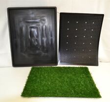 Petmaker Artificial Grass Training Pad for Dogs – 20 x 25 inches