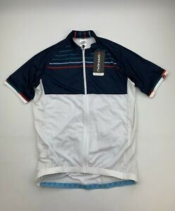 Louis Garneau Maillot Equipe PS Cycling Jersey Mens Large New