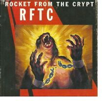 ROCKET FROM THE CRYPT – RFTC/Virgin Records CD 1998 – 7243 846118