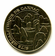 56 CARNAC Alignements 3, 2021, Monnaie de Paris