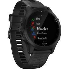 Garmin Forerunner 945 47mm Orologio GPS Cinturino Silicone - Nero