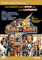 Side By Side DVD (2013) Barry Humphries, Beresford (DIR) cert PG ***NEW***