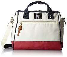 Anello Japan Small 2way Shoulder Bag Carry Case Tricolor AT-H0852
