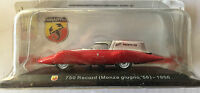 "DIE CAST "" 750 RECORD (MONZA GIUGNO '56) - 1956 "" + TECA RIGIDA BOX 2 SCALA 1/43"