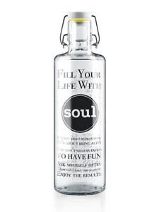 soulbottles - Fill your life with soul 1,0 l