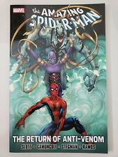 The Amazing Spider-Man: The Return Of Anti-Venom Tpb Marvel Comics New Unread