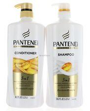 Set Pantene Advanced Care Shampoo & Conditioner 5 in 1 Moisture 38.2 FL/oz