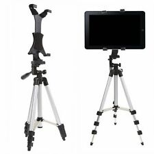 2018 Universal Flexible Aluminum Portable Camera Tripod Stand With iPad Holder