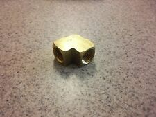 """Brass 3/8"""" FPT 90 degree Elbow Connector for Pressure Washers"""