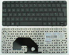 COMPAQ CQ10 HP Mini 110-3000 Clavier Disposition UK NOUVEAU 606618-031