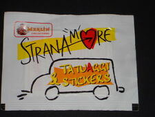 BUSTINA FIGURINE ALBUM STRANAMORE MERLIN-MAX